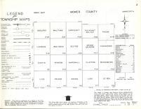 Index Map, Mower County 1962